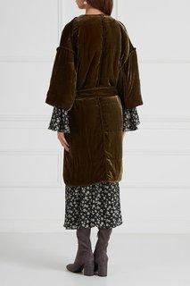 Бархатное пальто By Malene Birger