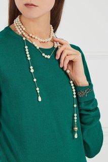 Колье с жемчужными бусинами Vivienne Westwood