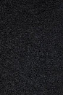 Серый кашемировый джемпер Canali