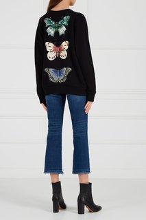 Укороченные джинсы-клеш J Brand