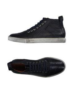 Высокие кеды и кроссовки Nicola Barbato