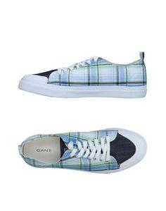 Низкие кеды и кроссовки Gant