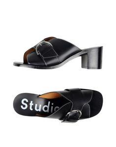 Сандалии Acne Studios