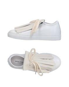 Низкие кеды и кроссовки Sofie Dhoore