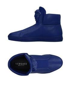 Высокие кеды и кроссовки Versace