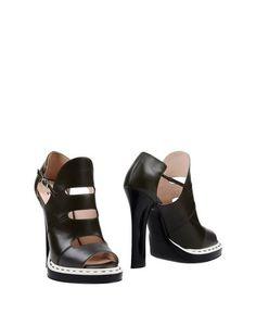 Ботинки Fendi