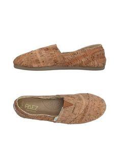 Низкие кеды и кроссовки Paez