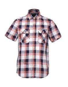 Рубашка с короткими рукавами Woolrich