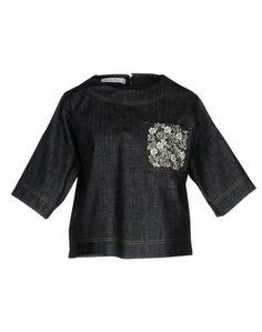 Джинсовая рубашка Dior