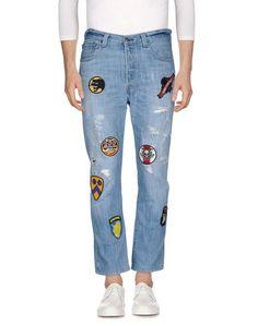 Джинсовые брюки History