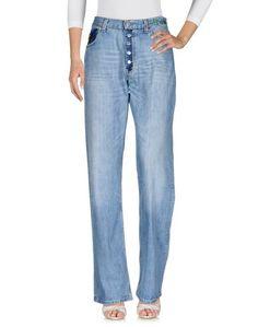 Джинсовые брюки MomonÍ