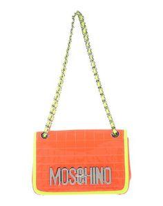 Сумка на плечо Moschino