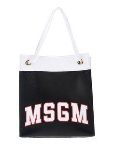 Сумка на плечо Msgm