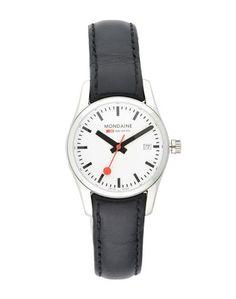 Наручные часы Mondaine