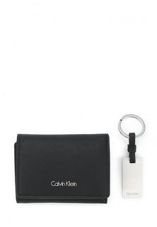 Комплект кошелек и брелок Calvin Klein Jeans