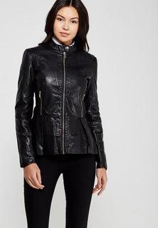 Куртка кожаная Concept Club