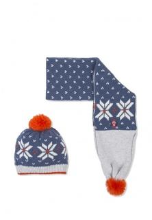 Комплект шапка и шарф Tutto Piccolo