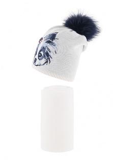 Комплект шапка и шарф Mialt Миалт