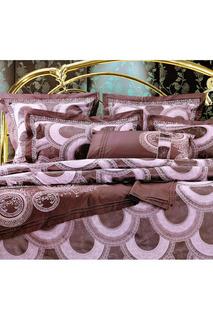 Постельное белье Евро - 4 нав. ТекСтильный Каприз