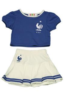 Комплект: футболка, юбка Kidly