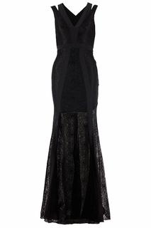 Вечернее платье в классическом стиле Patrizia Pepe