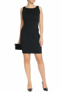 Длинное платье-блузон, присборенное с боков на бедрах XS MILANO