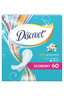 Гигиенические прокладки, 60 шт DISCREET