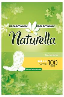 Гигиенические прокладки 100 шт NATURELLA