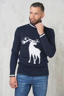 Полуприлегающий свитер с высоким воротом VAY
