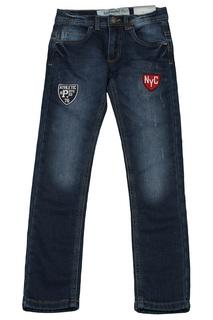 Прямые джинсы с карманами Dodipetto
