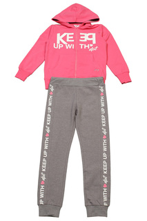 Трикотажный комплект: куртка и штаны Dodipetto