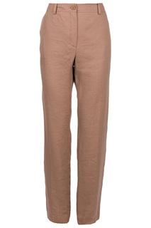 Зауженные брюки с застежкой Luisa Spagnoli