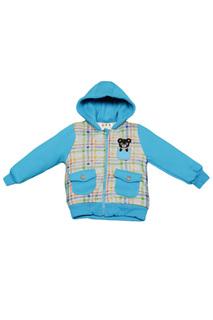Куртка с накладными карманами Kidly