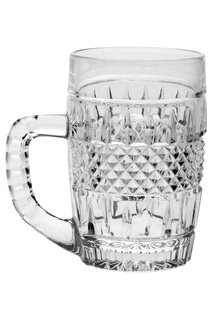 Кружка для пива, 320 мл CRYSTAL BOHEMIA