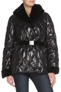 Двухсторонняя куртка с поясом Max Mara