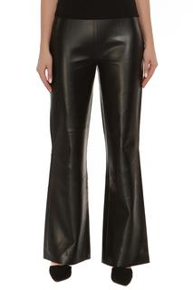Расклешенные брюки с потайной молнией Gattinoni