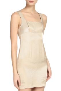 Приталенное платье с застежкой на молнию GF FERRE