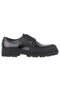 Туфли на шнурках Gianfranco Butteri