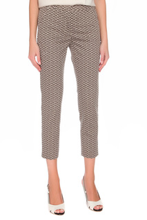 Укороченные брюки с карманами Max Mara