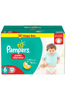 Трусики Pampers Large, 88 шт PAMPERS