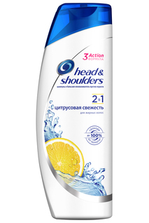 Шампунь HEAD&SHOULDERS 2 в 1 Head & Shoulders