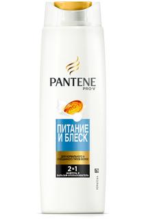 PANTENE 2в1 Питание и Блеск PANTENE