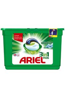 Капсулы для стирки Ariel 15шт ARIEL
