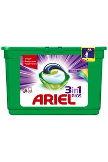Капсулы для стирки Ariel,15 шт ARIEL