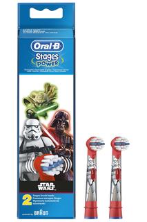 Насадки для щеток OralB, 2 шт ORAL B