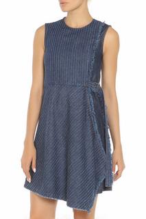 Полуприлегающее платье без рукавов SPORTMAX CODE
