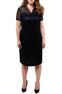 Полуприлегающее платье с V-образным вырезом Dream World