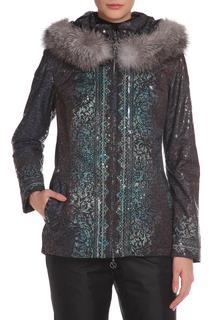 Полуприлегающая куртка с капюшоном Stayer