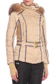 Горнолыжная куртка с ветрозащитной планкой Stayer