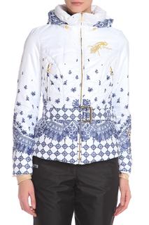 Полуприлегающая куртка с принтом Stayer